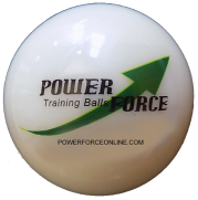 Weighted Training Baseball for Batting & Hitting. Total Control Ball
